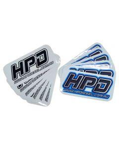 HPD Sticker