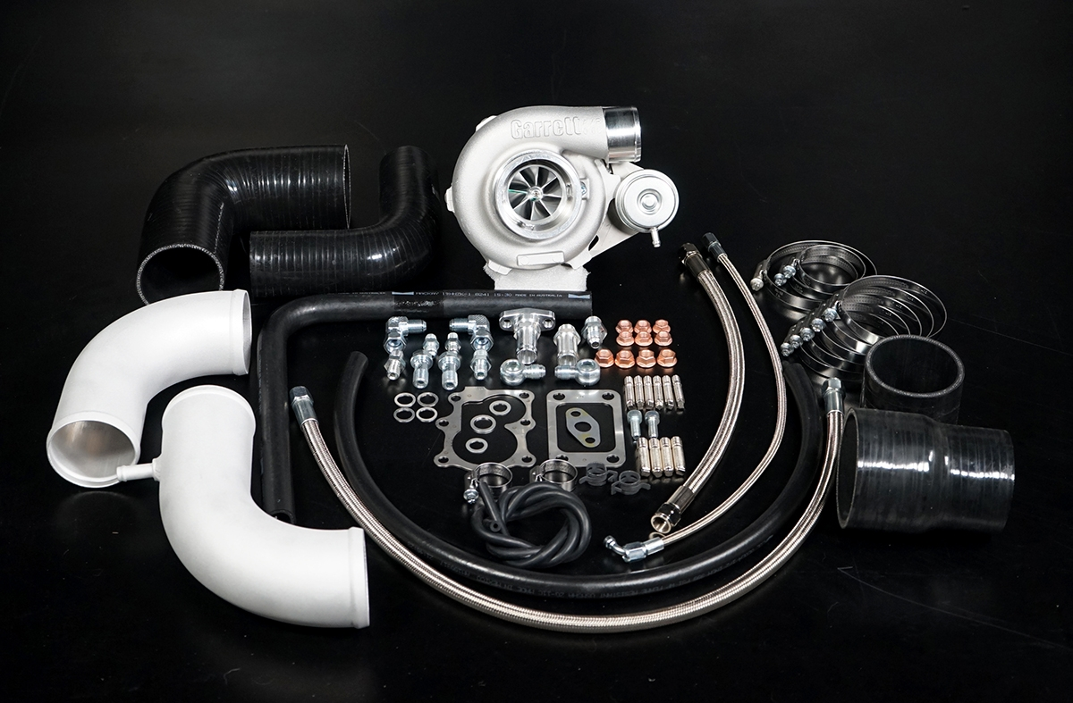 turbo upgrade kit