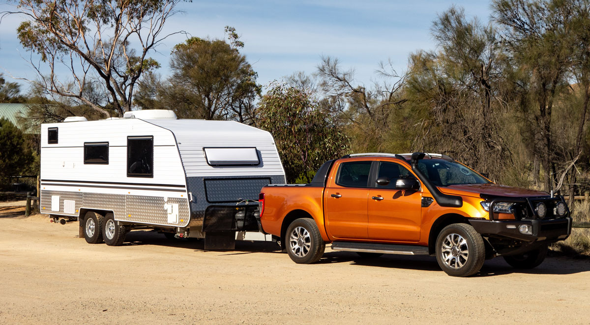 For Ranger Twoing Caravan